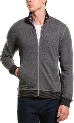 Robert Graham Bronte Wool Track Jacket