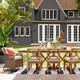 Williams-Sonoma Somerset Teak Outdoor Dining Table