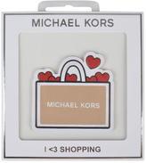 MICHAEL Michael Kors Shopping Bag Leather Sticker