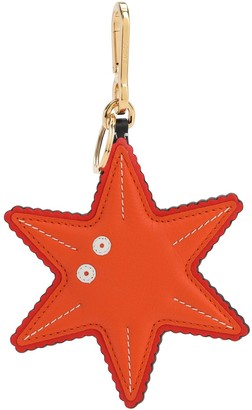 Loewe Starfish Leather Charm
