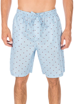 Tommy Hilfiger Poplin Sleep Shorts