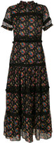 Carolina K. floral print maxi dress