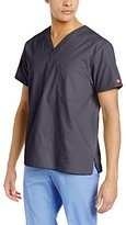 Dickies Men's Big & Tall V-Neck Scrub Top
