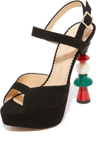Charlotte Olympia High Voltage Sandals