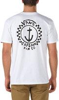 Vans Capt Fin Anchor T-Shirt