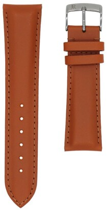 Jean Rousseau Vegetable-Tanned Leather 3.5 Watch Strap (16mm)