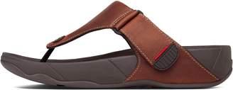 FitFlop Trakk Ii Men's Leather Flip-Flops