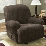 Sure Fit Royal Diamond 1-pc. Stretch Recliner Slipcover