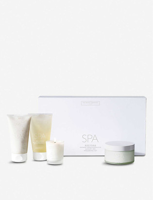 The White Company Luxury Spa Wellbeing Set