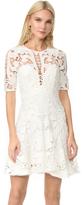 Thurley Hollyhock Mini Dress
