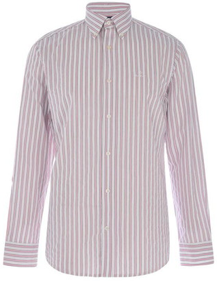 Gant Long Sleeve Stripe Shirt Mens