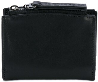 Maison Margiela Zip Compartment Billfold Wallet
