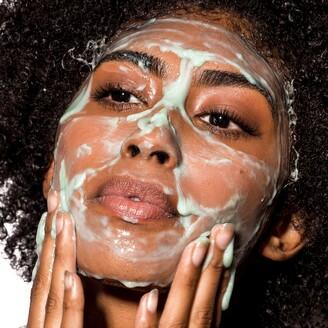 Dr. Brandt Skincare Clean Biotic pH-balanced yogurt cleanser with chlorophyll