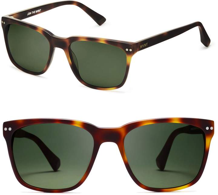 MVMT Renegade 55mm Polarized Sunglasses
