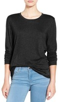 BP Women's Long Sleeve Crewneck Tee