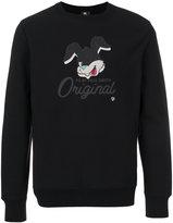 Paul Smith rabbit print sweatshirt