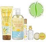 Pacifica Beauty Perfume Roll-on, Malibu Lemon Blossom, 0.33 Fluid Ounce