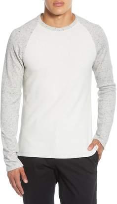 Vince Raglan Crew Neck Sweatshirt