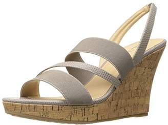 Chinese Laundry Women's Intend Wedge Pump Sandal