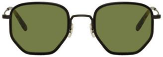 Oliver Peoples Black Alland Sunglasses