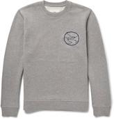 Folk - Mélange Cotton-jersey Sweatshirt
