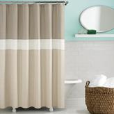 Kate Spade Spring Street Fresh Cream Shower Curtain