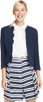 Draper James Scallop Blazer