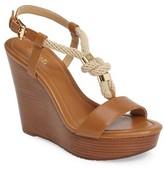 MICHAEL Michael Kors Women's 'Holly' Espadrille Wedge Sandal