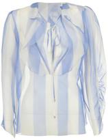 Blumarine Silk Organza Shirt