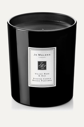 Jo Malone Velvet Rose & Oud Scented Home Candle, 200g - Colorless