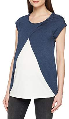 Bellybutton Women's Still T-Shirt 1/8 ArmX-Small