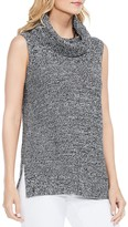 Vince Camuto Cowl Neck Sleeveless Sweater