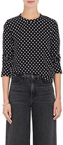 Comme des Garcons Women's Polka Dot Cotton Jersey T-Shirt