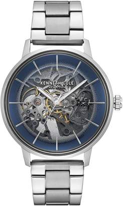 Kenneth Cole New York Men's Automatic Blue DialWatch