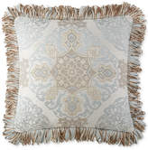 """Waterford Home Jonet 18"""" Square Decorative Pillow"""