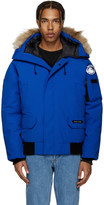 Canada Goose Blue Down PBI Chilliwack Jacket