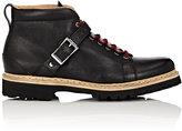 Heschung Men's Richmond Hiking Boots-BLACK