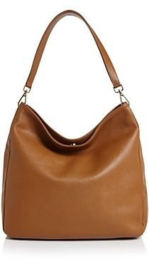 Aqua Leather Hobo - 100% Exclusive