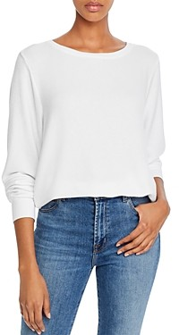 Wildfox Couture Baggy Beach Crewneck Sweatshirt