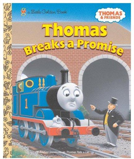 Thomas & Friends Thomas Breaks a Promise