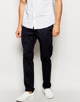 Diesel Chinos P-aily Slim Tapered Fit - Blue