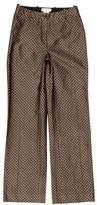 Celine Printed Flared Pants