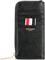 Thom Browne zipped square wallet