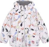 Molo Cathy Paper Petals print jacket 4-12 years
