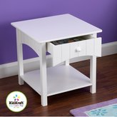 Kid Kraft Nantucket Toddler Table - White