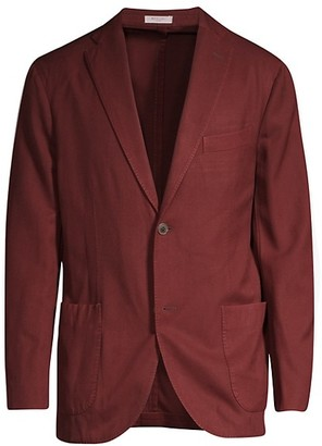Boglioli Wool Twill Jacket