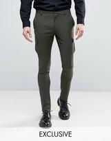 Heart & Dagger Skinny Smart Cargo Pants