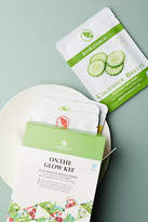 BioRepublic Skincare On The Glow Sheet Mask Set