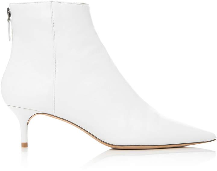 Alexandre Birman Kittie Leather Boots