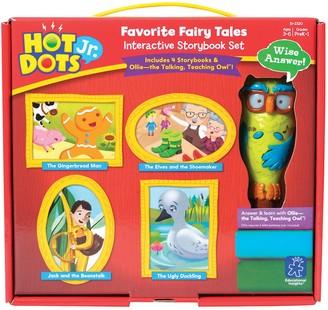 Educational Insights Hot Dots Jr. Favorite Fairy Tales Storybook Set
